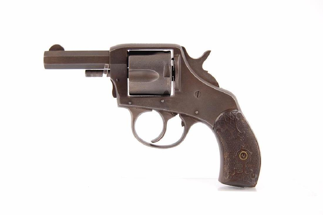 The American Bulldog .38 Special Revolver with Leather - 2