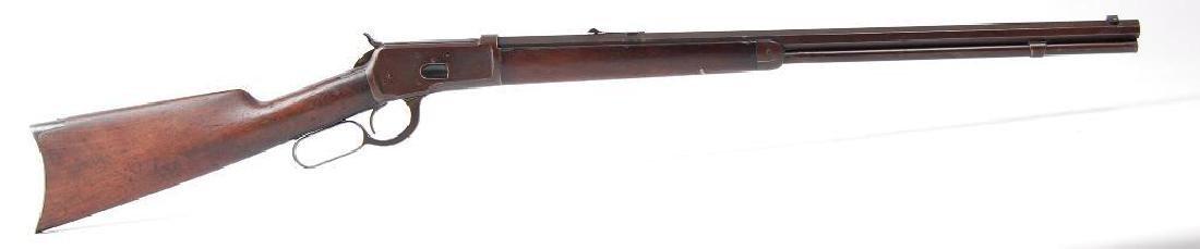 Winchester Model 1892 32 W.C.F. Octagon Barrel Lever