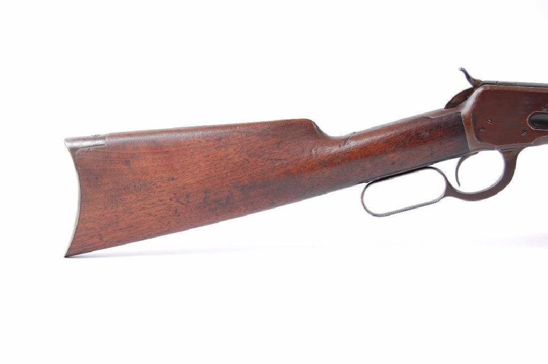 Winchester Model 1892 32 W.C.F. Octagon Barrel Lever - 2
