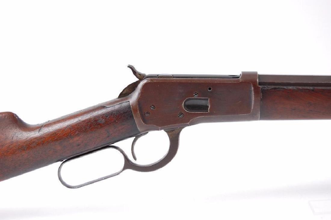 Winchester Model 1892 32 W.C.F. Octagon Barrel Lever - 3