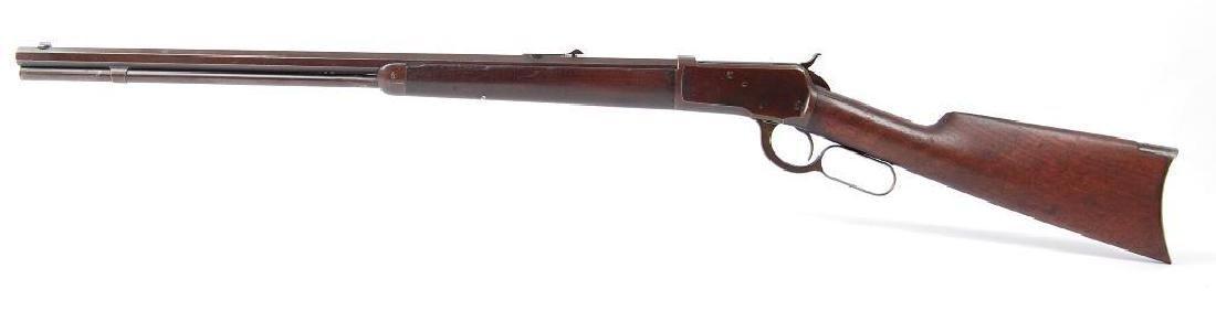Winchester Model 1892 32 W.C.F. Octagon Barrel Lever - 5