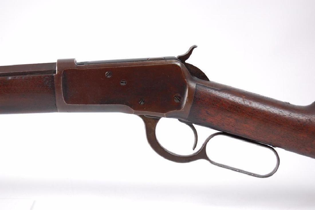 Winchester Model 1892 32 W.C.F. Octagon Barrel Lever - 7