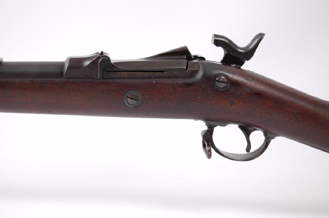 U.S. Springfield Model 1878 Trapdoor Rifle New Jersey - 10