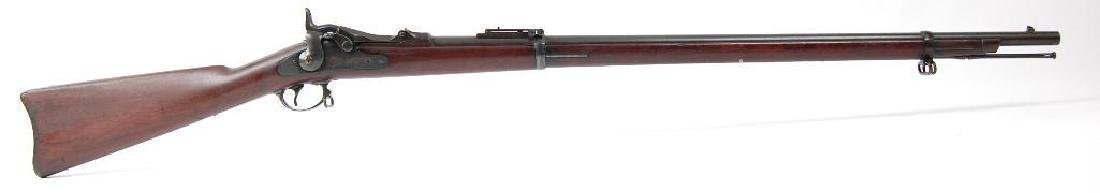 U.S. Springfield Model 1878 Trapdoor Rifle New Jersey