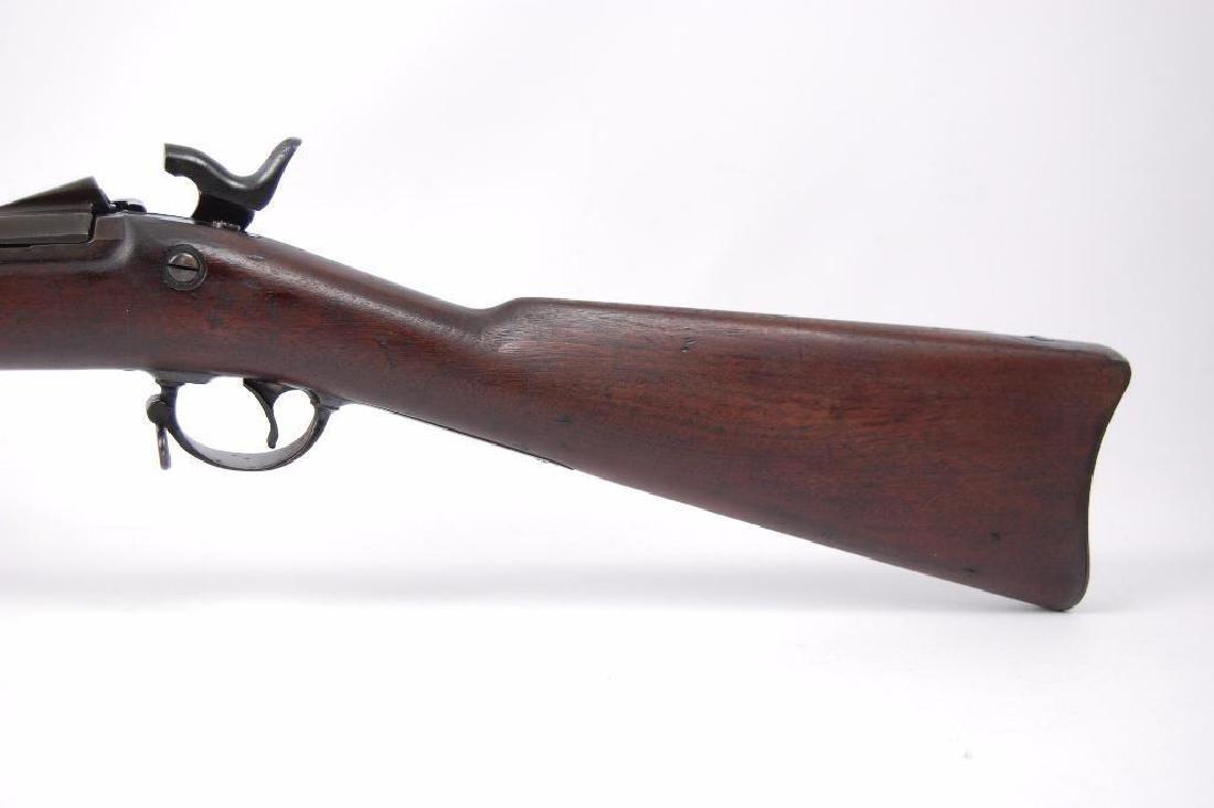 U.S. Springfield Model 1878 Trapdoor Rifle New Jersey - 9