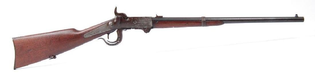 Burnside Model 1864 .54 Cal. Breech-Loading Carbine