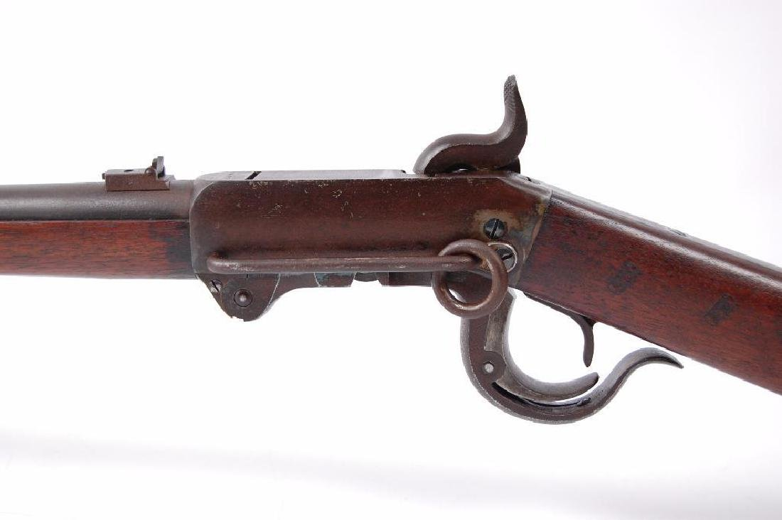 Burnside Model 1864 .54 Cal. Breech-Loading Carbine - 8