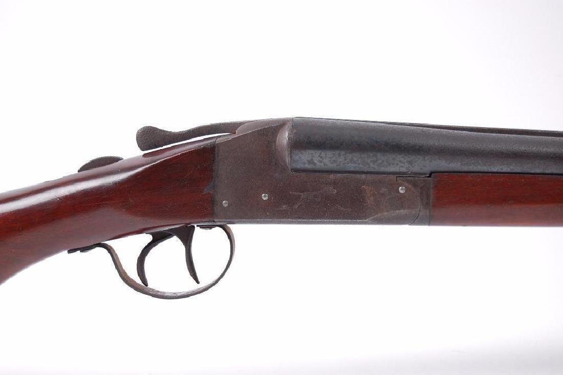 Ithaca Gun Co. 20GA Side by Side Double Barrel Break - 3