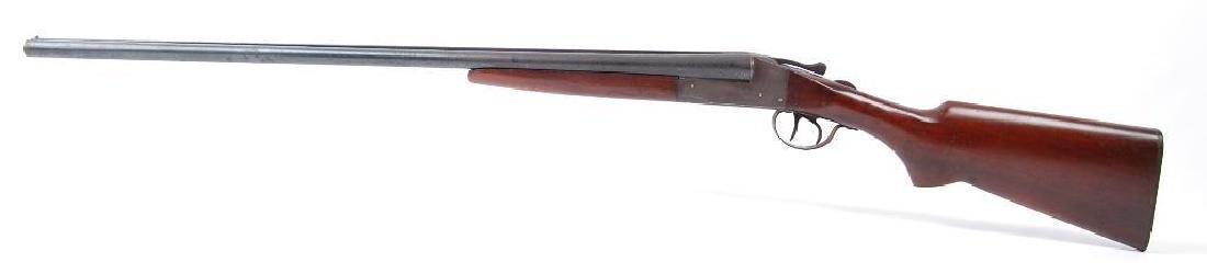 Ithaca Gun Co. 20GA Side by Side Double Barrel Break - 5