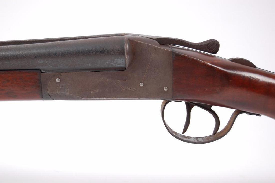 Ithaca Gun Co. 20GA Side by Side Double Barrel Break - 7