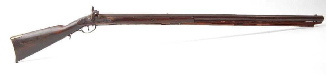 1820-1840 Iowa Black Powder Musket with Octagon Barrel