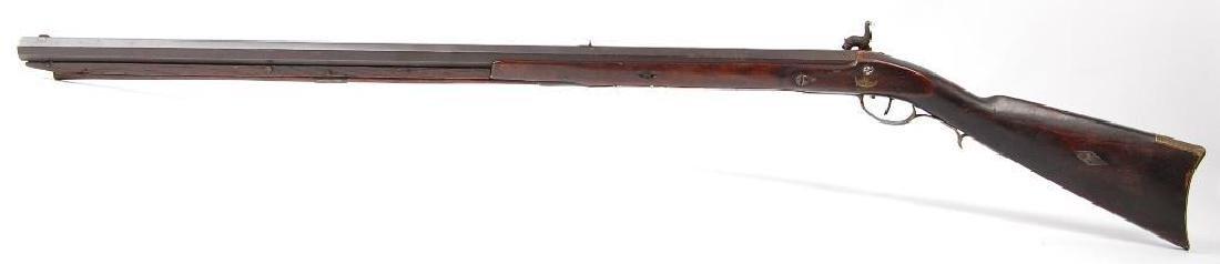 1820-1840 Iowa Black Powder Musket with Octagon Barrel - 6