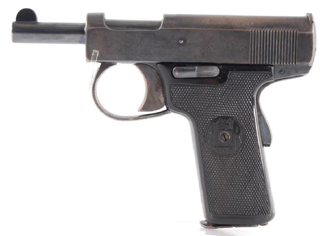 Harrington & Richardson Self Loading Model 32 ACP Semi