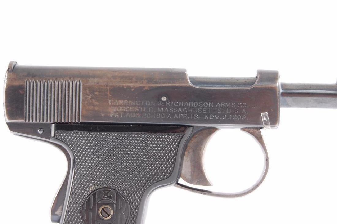 Harrington & Richardson Self Loading Model 32 ACP Semi - 4