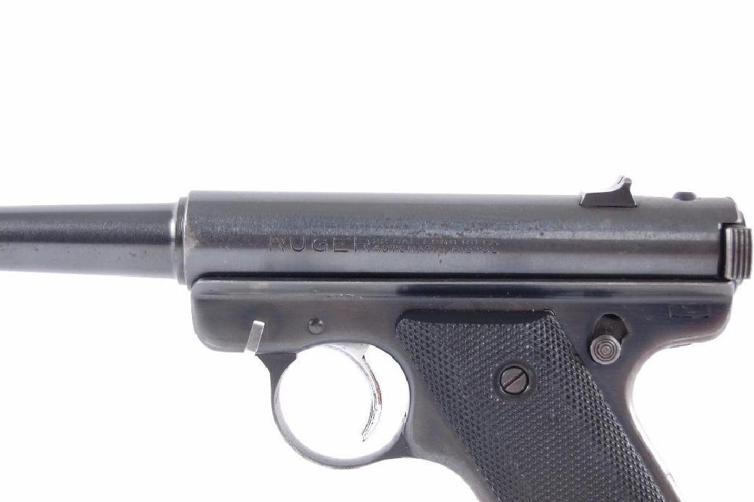 Ruger Mark 1 22LR Cal. Semi Automatic Pistol - 2