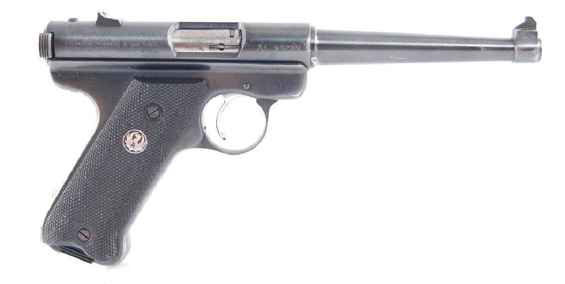 Ruger Mark 1 22LR Cal. Semi Automatic Pistol - 3
