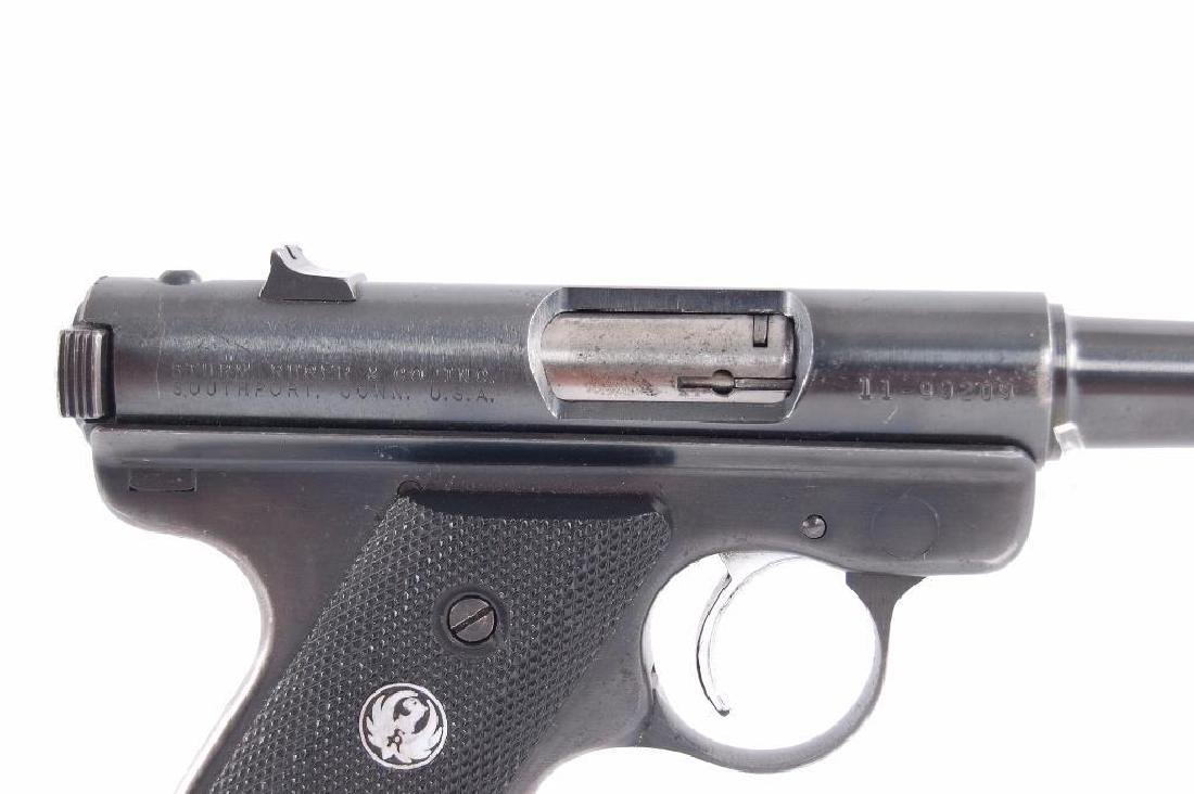 Ruger Mark 1 22LR Cal. Semi Automatic Pistol - 4