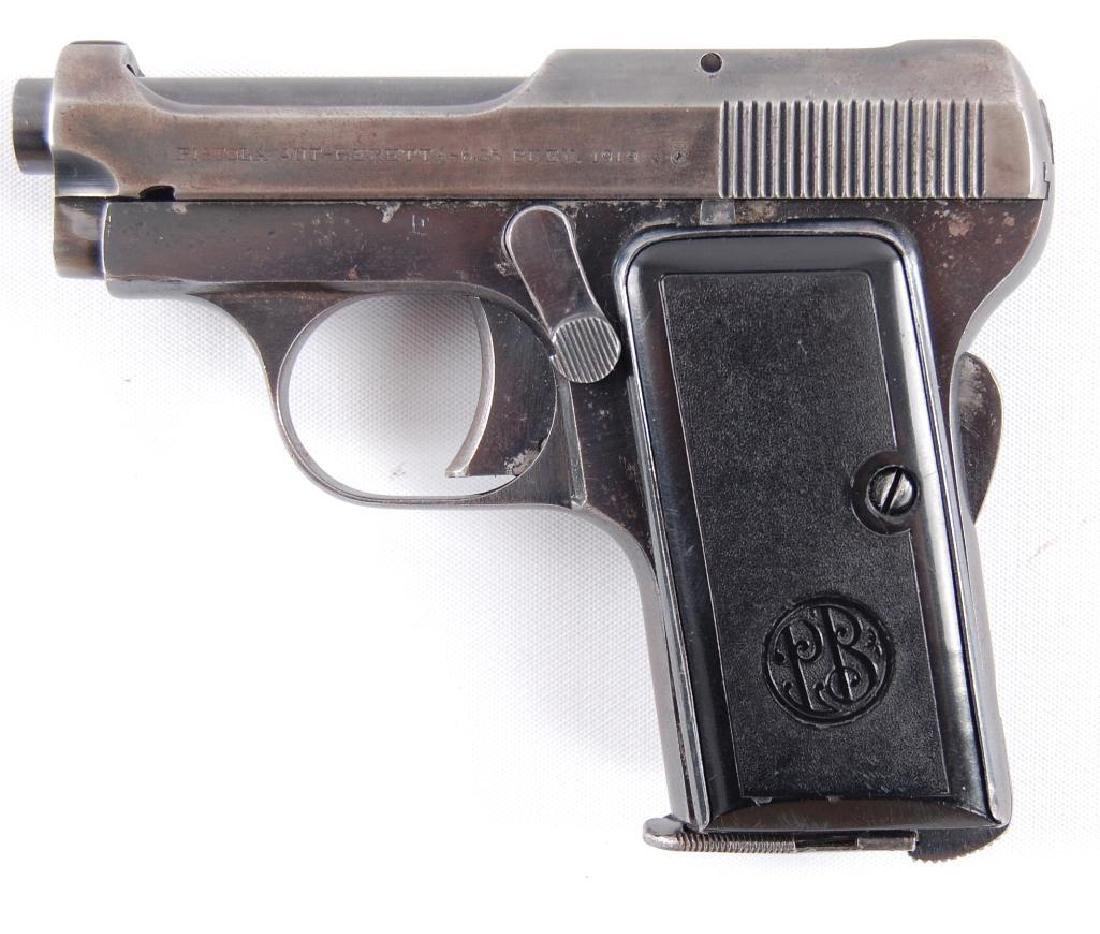 Beretta Model 1919 6.35mm Semi Automatic Pistol