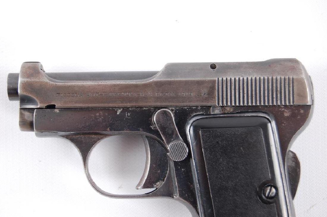 Beretta Model 1919 6.35mm Semi Automatic Pistol - 2