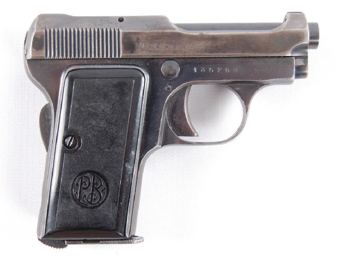 Beretta Model 1919 6.35mm Semi Automatic Pistol - 3
