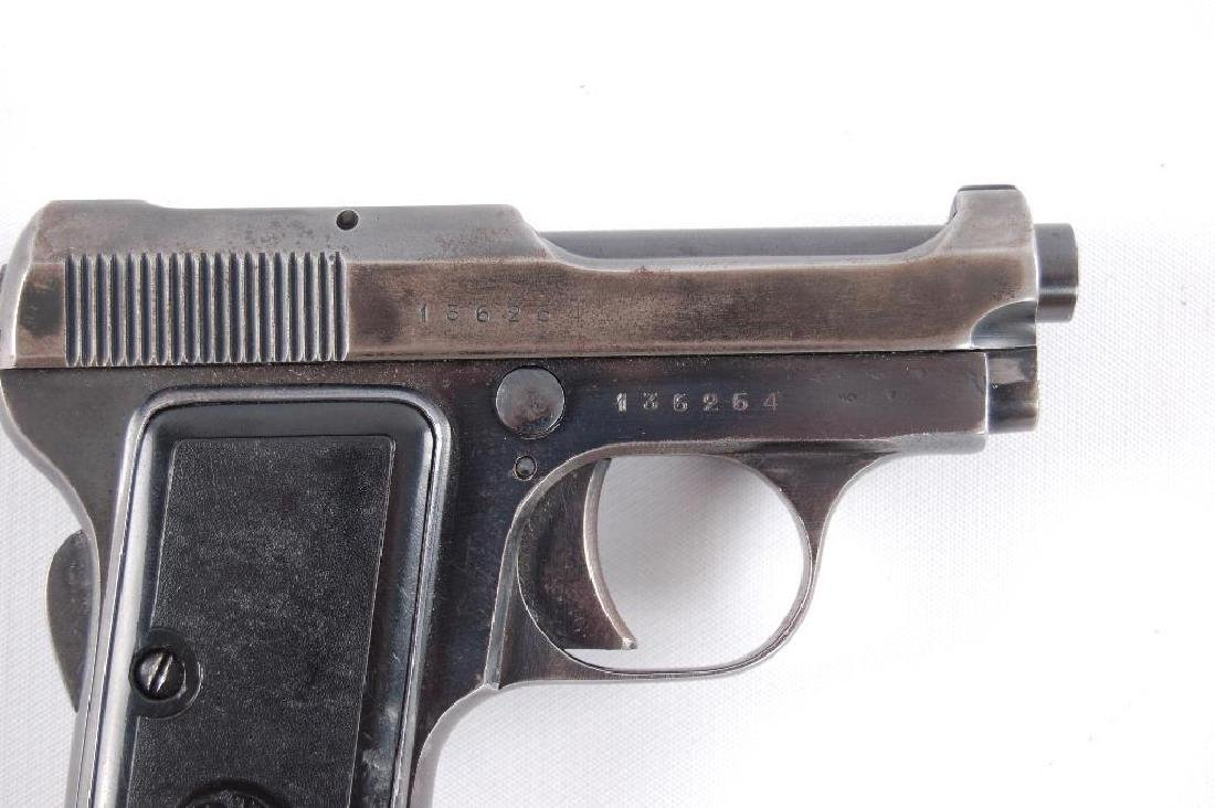 Beretta Model 1919 6.35mm Semi Automatic Pistol - 4