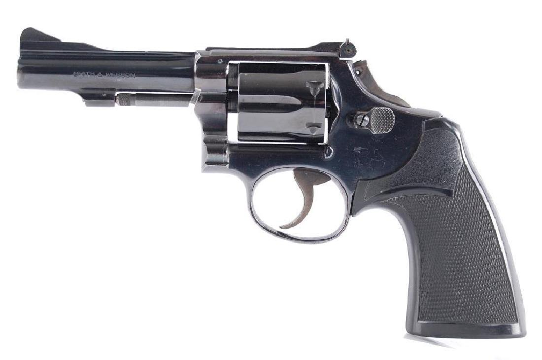 SMith & Wesson Model 15-3 38 S&W Special Cal. Double
