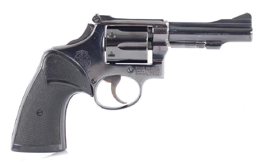 SMith & Wesson Model 15-3 38 S&W Special Cal. Double - 4
