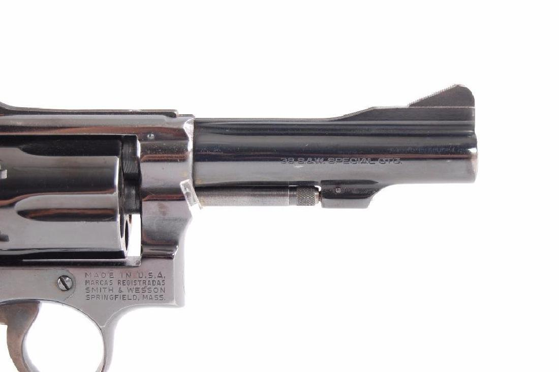 SMith & Wesson Model 15-3 38 S&W Special Cal. Double - 6