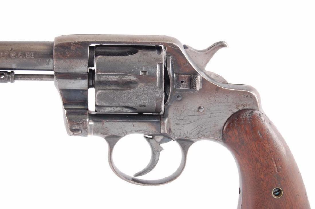 Colt U.S. Army Model 1901 38 Colt Cal. Double Action - 3