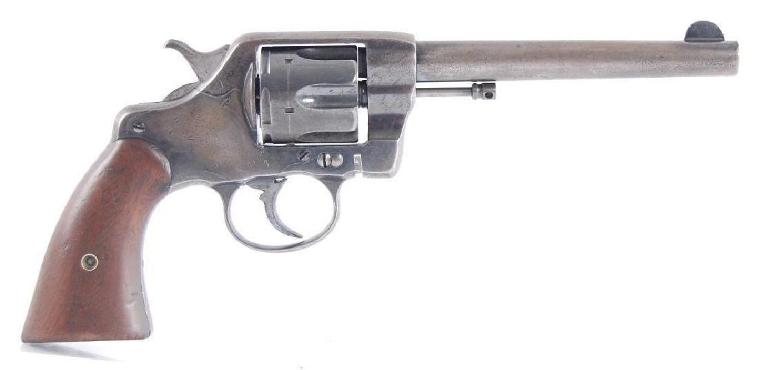Colt U.S. Army Model 1901 38 Colt Cal. Double Action - 4