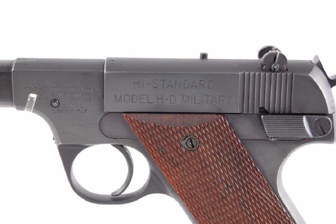 High Standard Model HD Military .22LR Cal. Semi - 2