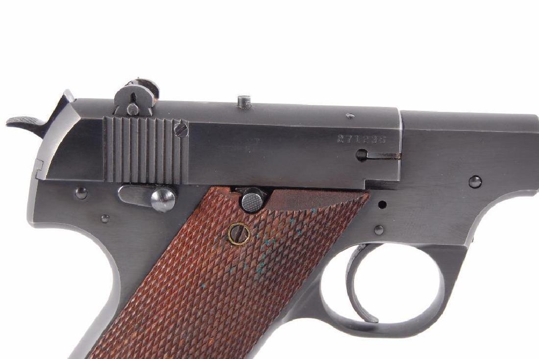 High Standard Model HD Military .22LR Cal. Semi - 4