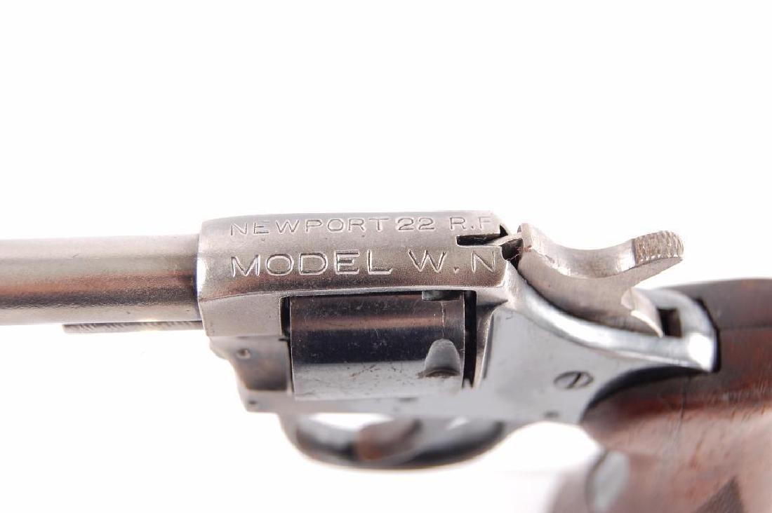 Newport Model WN .22 Cal. Rimfire Revolver - 3