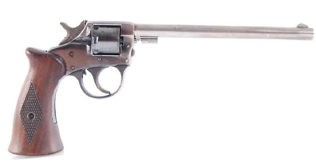 Newport Model WN .22 Cal. Rimfire Revolver - 4