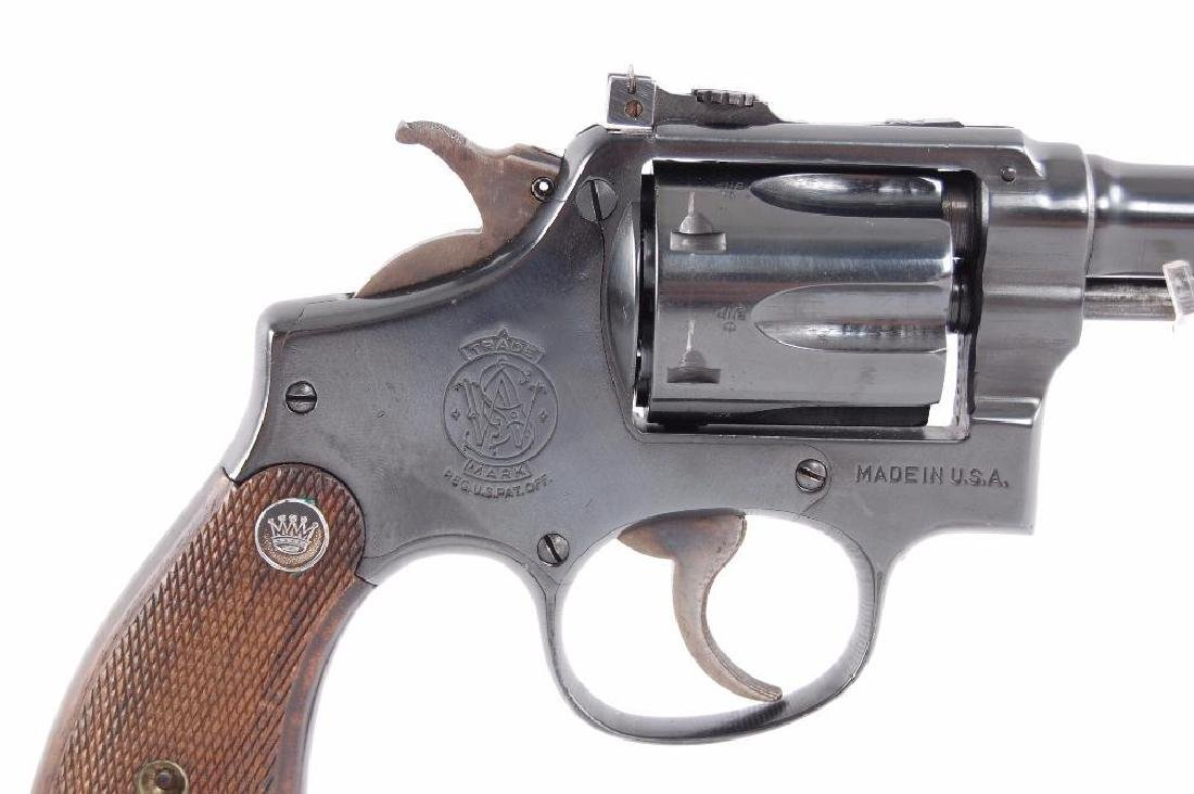 Smith & Wesson Model 10 Double Action Lend Lease - 2