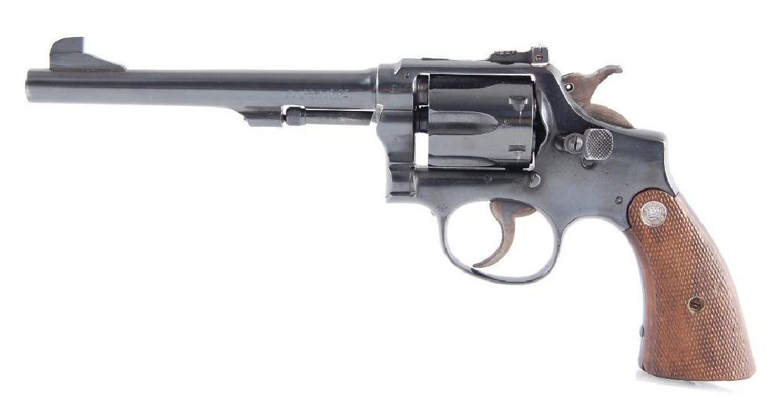 Smith & Wesson Model 10 Double Action Lend Lease - 3