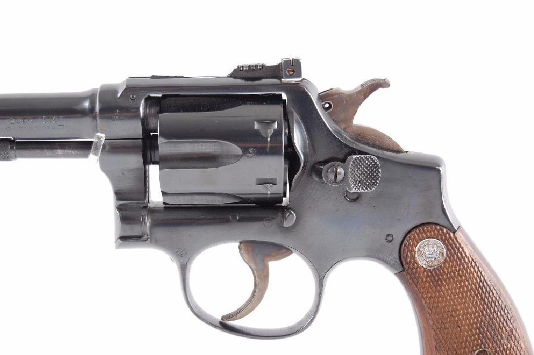 Smith & Wesson Model 10 Double Action Lend Lease - 4