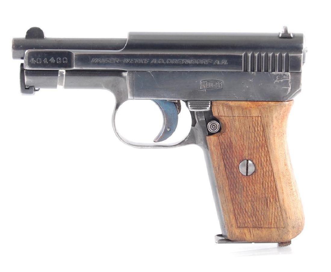 Mauserwerke Model 1910 6.35mm Semi Automatic Pistol
