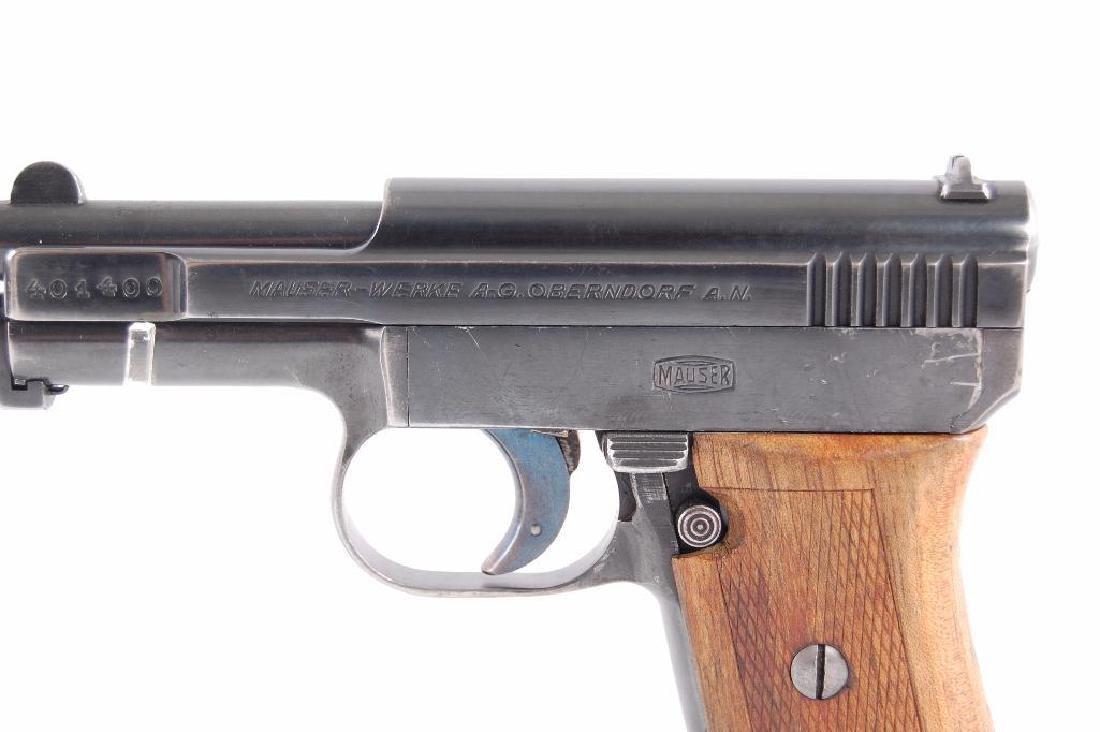 Mauserwerke Model 1910 6.35mm Semi Automatic Pistol - 2
