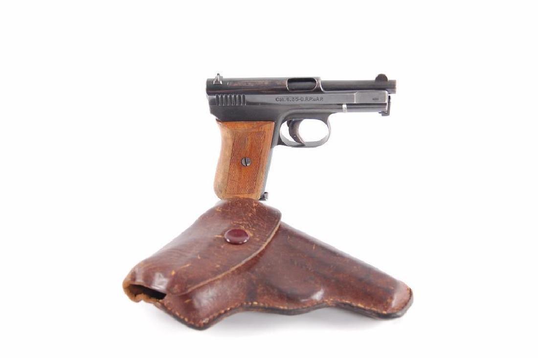 Mauserwerke Model 1910 6.35mm Semi Automatic Pistol - 5