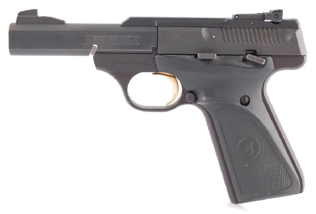 Browning Buckmark 22LR Cal. Semi Automatic Pistol with