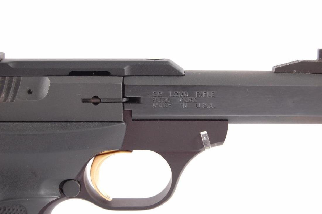 Browning Buckmark 22LR Cal. Semi Automatic Pistol with - 4