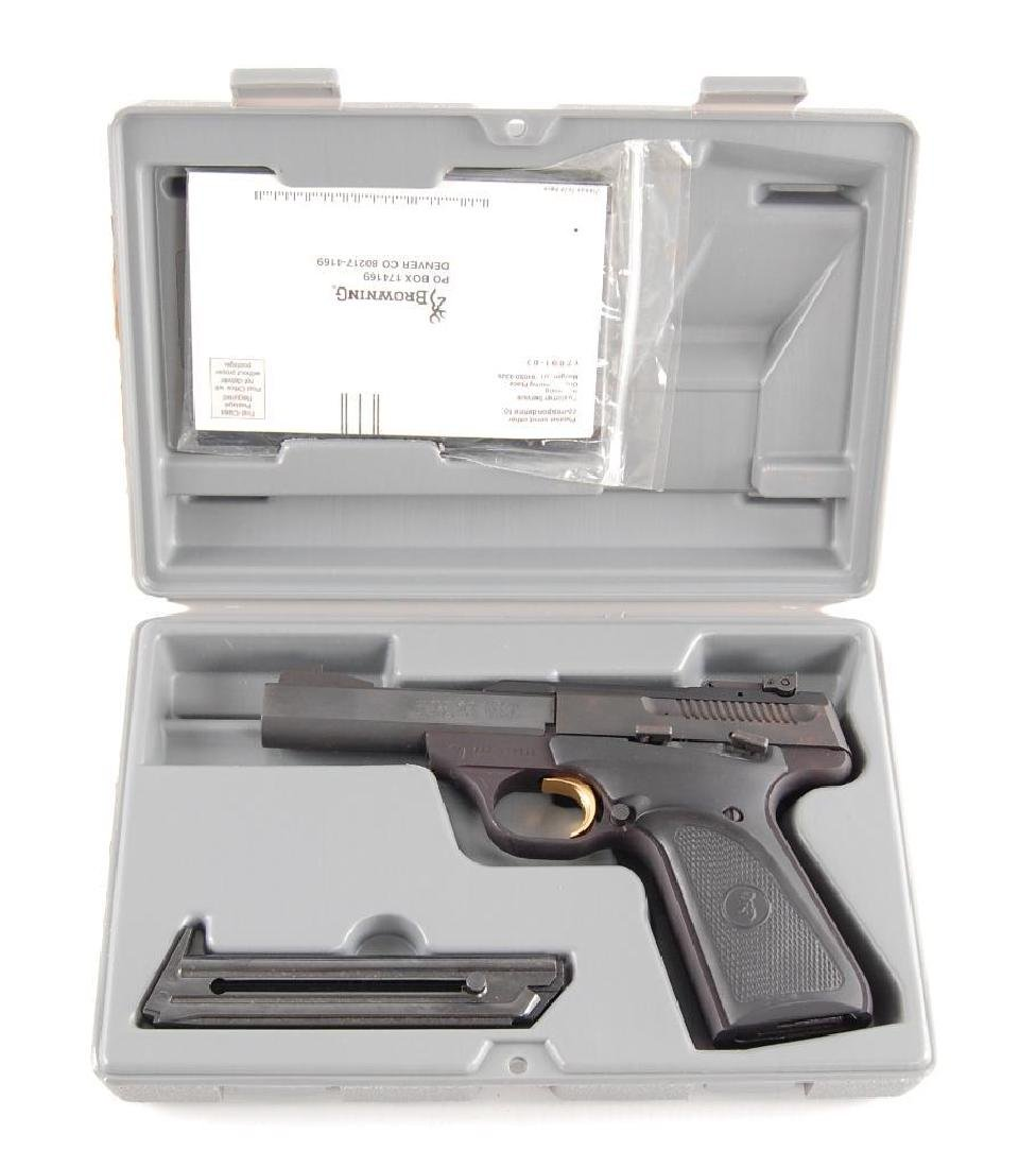 Browning Buckmark 22LR Cal. Semi Automatic Pistol with - 5