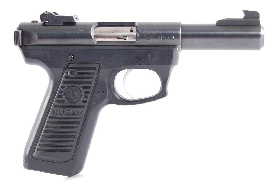 Ruger Model 22/45 22LR Cal. Semi Automatic Pistol with