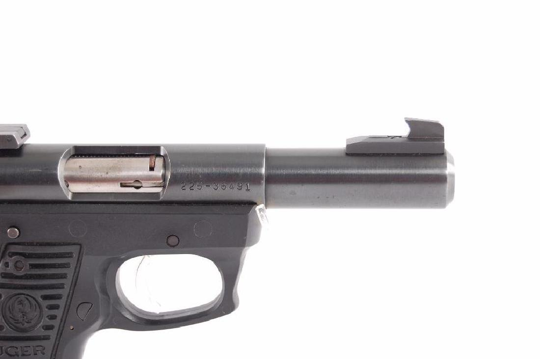 Ruger Model 22/45 22LR Cal. Semi Automatic Pistol with - 3