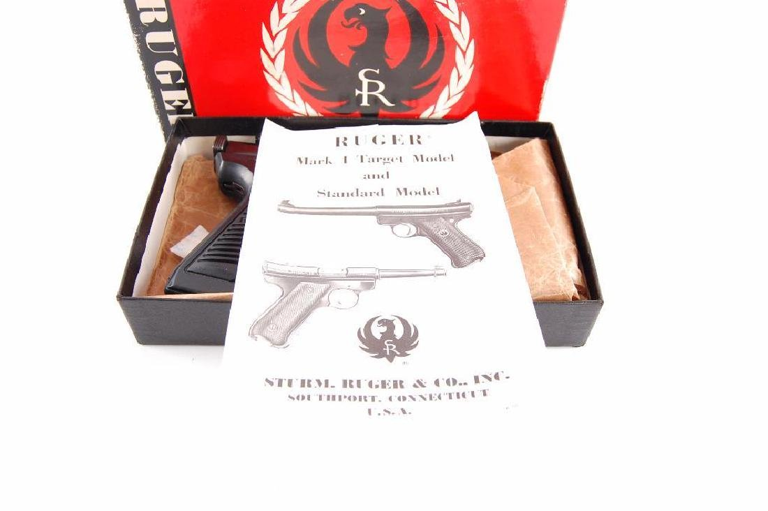 Ruger Model 22/45 22LR Cal. Semi Automatic Pistol with - 7