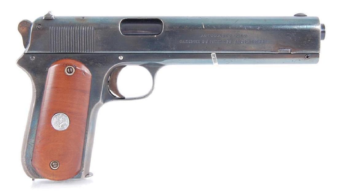 Colt Model 1902 38 Rimless Cal. Semi Automatic Sporting