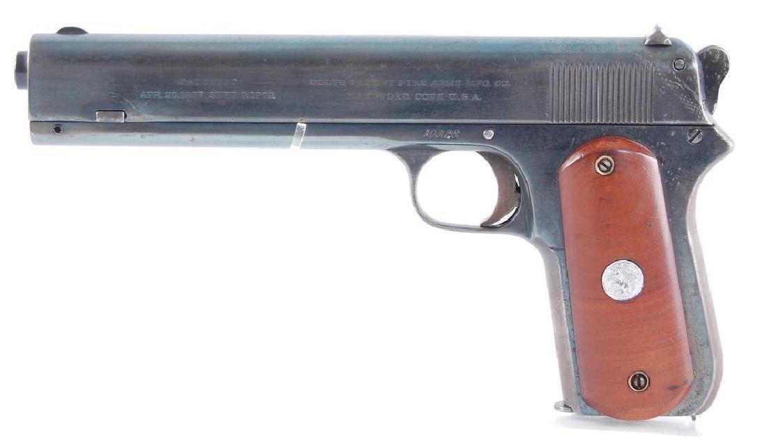 Colt Model 1902 38 Rimless Cal. Semi Automatic Sporting - 4