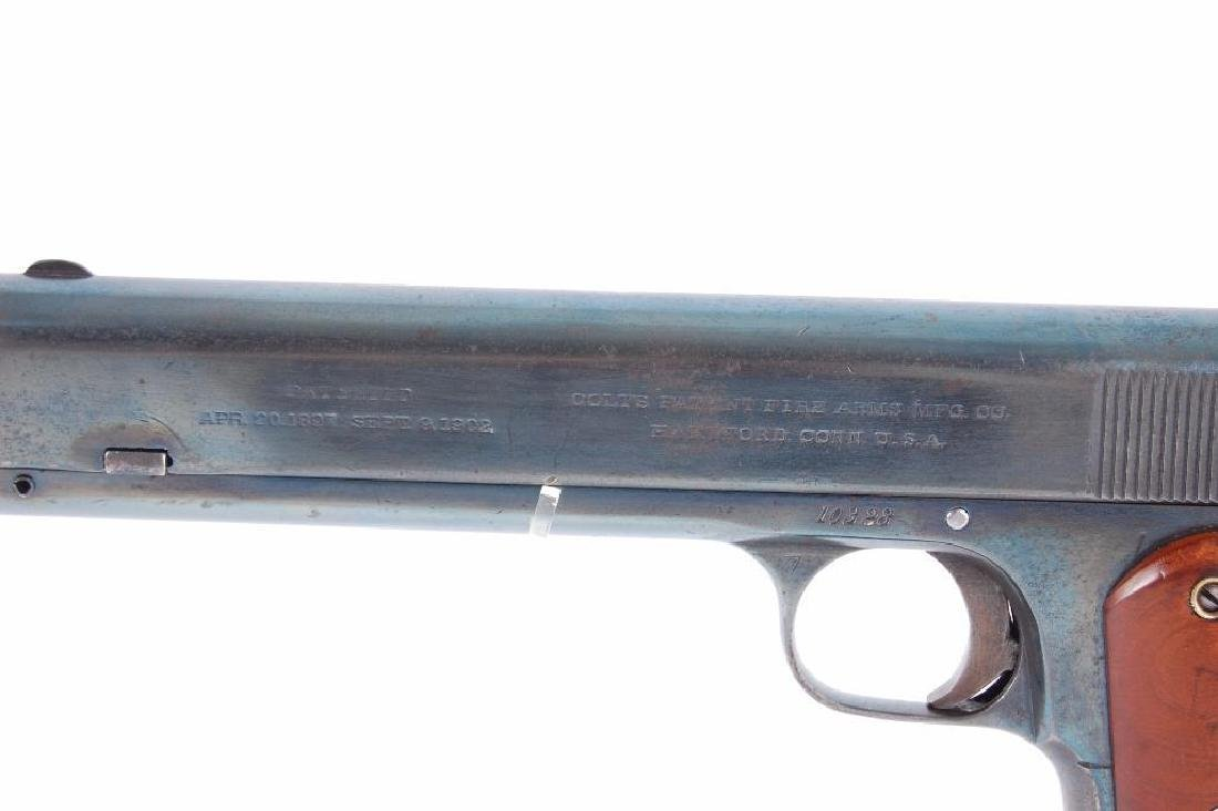 Colt Model 1902 38 Rimless Cal. Semi Automatic Sporting - 5