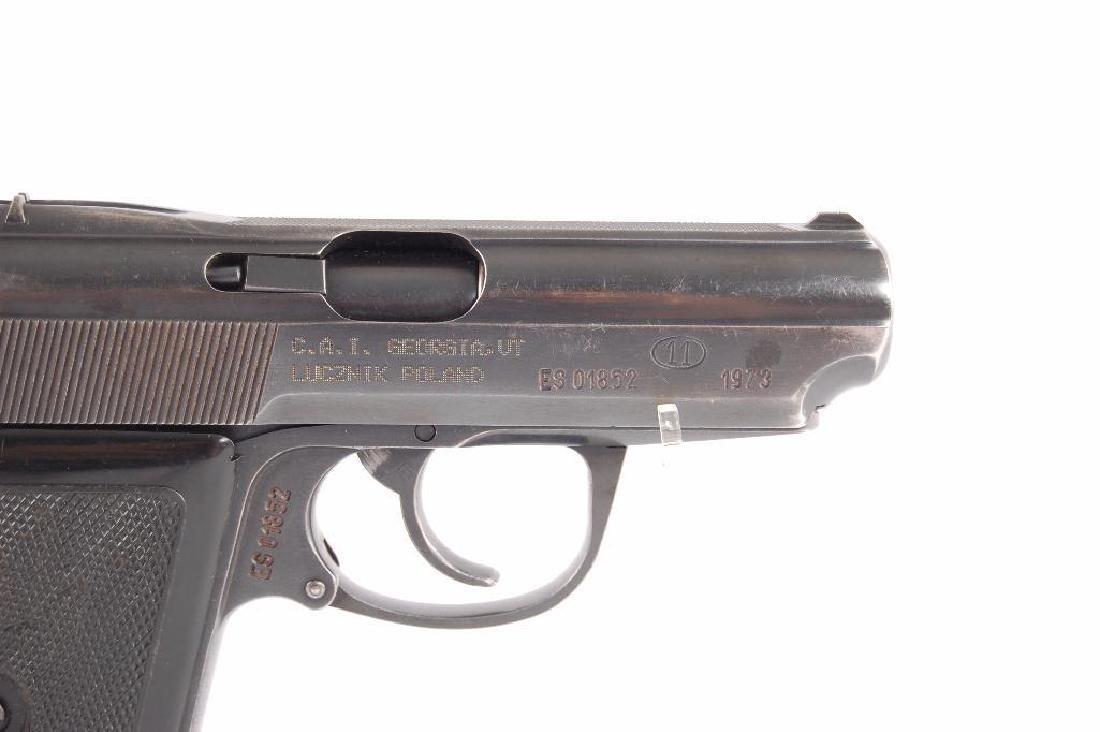Polish P-64 9mm Semi Automatic Pistol - 2